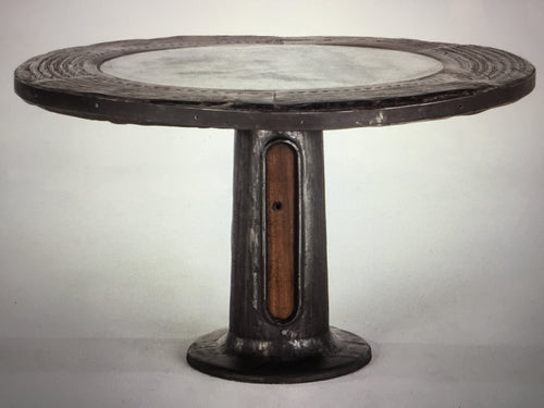 Dining Table Wagon Wheel