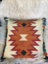 Pillow Orange And Multi