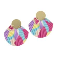 Earrings Cameron Pink/Green MM