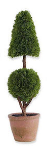 Topiary Tree Cypress #4