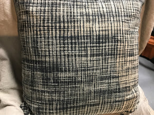 Pillow Blue Plaid