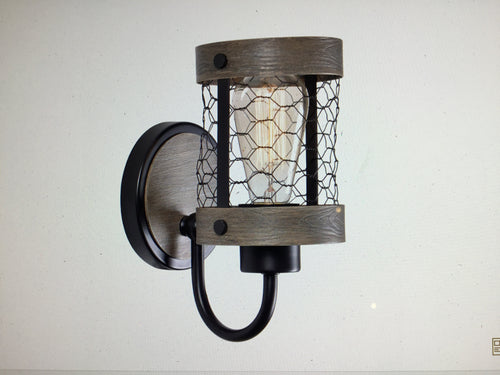 Sconce Cozy 1 Light