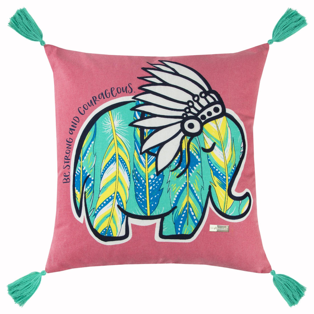 Pillow SS Elephant With Head Band