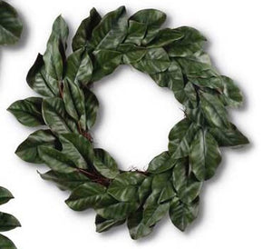 Wreath Magnolia Medium 20""
