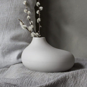 Källa Vase large grey from Storefactory