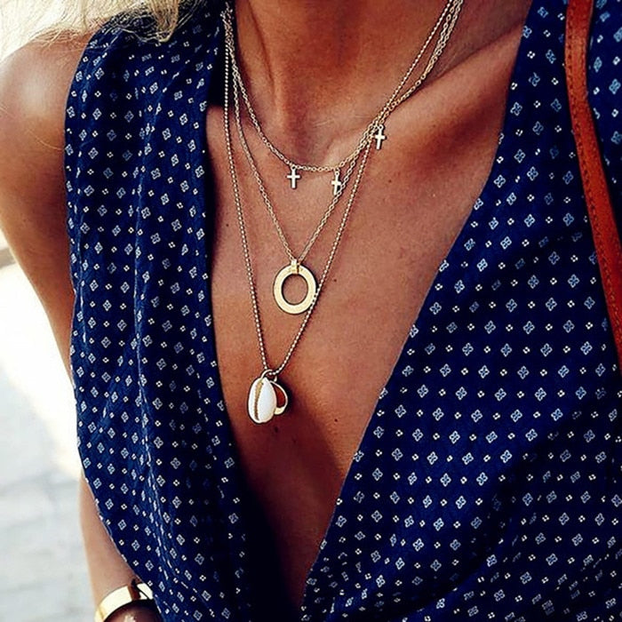 COLLIER - SHELL