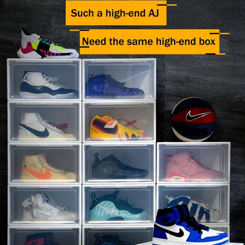 70% OFF TODAY—2019 New Drawer Type Shoe Box