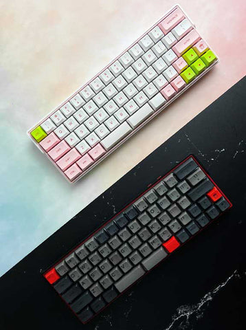 (50% OFF LAST DAY!) A Convertible Wireless Mechanical Keyboard