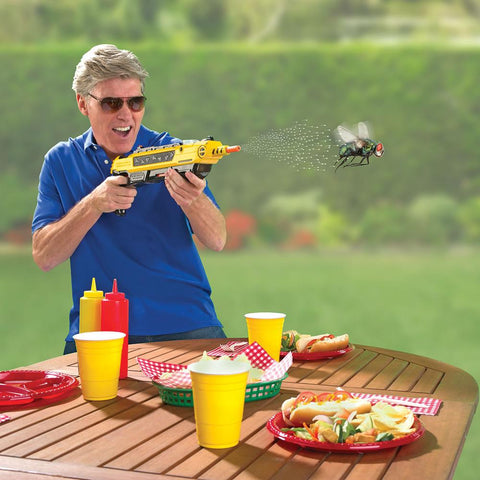 Pest Buster!-Flies Salt Gun -Say goodbye to pest invasion!