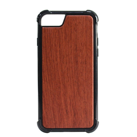 New wooden all-inclusive drop-proof iPhone 8/7/6  8/7/6 Plus  mobile phone case