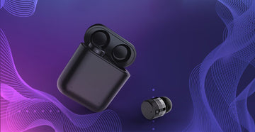 (50% OFF LAST DAY!)TWS Earbuds with Wireless Charging Case