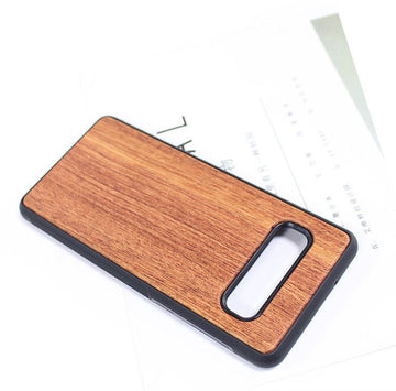 New wooden all-inclusive drop-proof Galaxy S10  mobile phone case