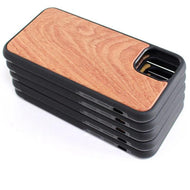 New wooden all-inclusive drop-proof iPhone 11 mobile phone case