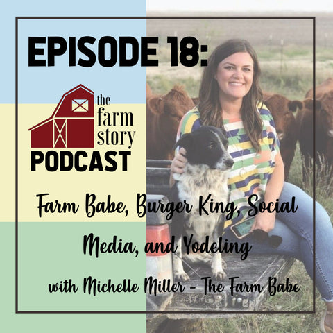 The Farm Story Podcast Episode 18