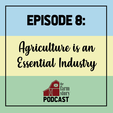 The Farm Story Podcast Episode 8