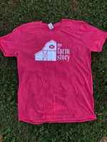 """Ask Me How I Can Tell Your Farm Story"" T-Shirt"