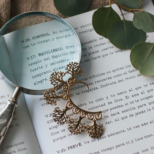 Tree of Life - Ear cuff