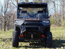 Load image into Gallery viewer, SuperATV Heavy Duty Clear Half Windshield for Polaris Ranger Full Size XP 1000 / Crew