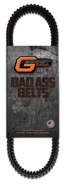 GBoost Technology  Bad Ass Drive Belt – Polaris DBPO1218EX