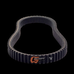 GBoost Technology DBPO1162B - Polaris Drive Belt - Bando