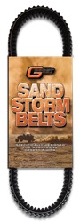 GBoost Technology DBPO1186B - Sand Storm Drive Belt - Polaris