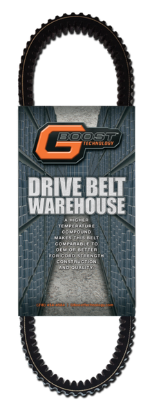 GBoost Technology Can-Am Drive Belt-  DBWH024