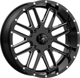 EFX MOTOHAVOK 34X8.5X18 BIG WHEEL KIT