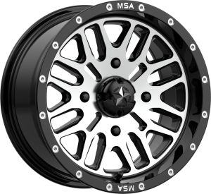 EFX MOTOHAVOK 37X8.5X24 BIG WHEEL KIT