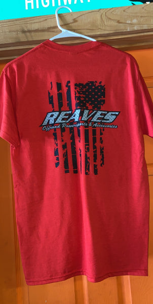 Reaves Offroad T-shirt