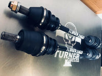 Turner Eagle Axle Level 2