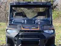 SuperATV Polaris Ranger XP 900 Half Windshield