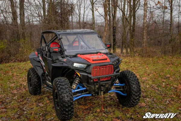 "Super ATV Polaris RZR XP 1000 High Clearance 1.5"" Forward Offset A-Arms (Chromoly)"