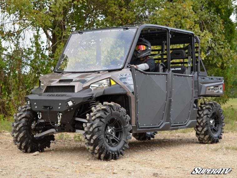 SUPER ATV Polaris Ranger XP 1000 3