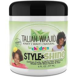 Taliah Waajid Kids Style & Shine 6 oz - BPolished Beauty Supply
