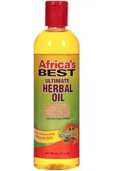 Africa's Best Herbal Oil 8 oz - BPolished Beauty Supply