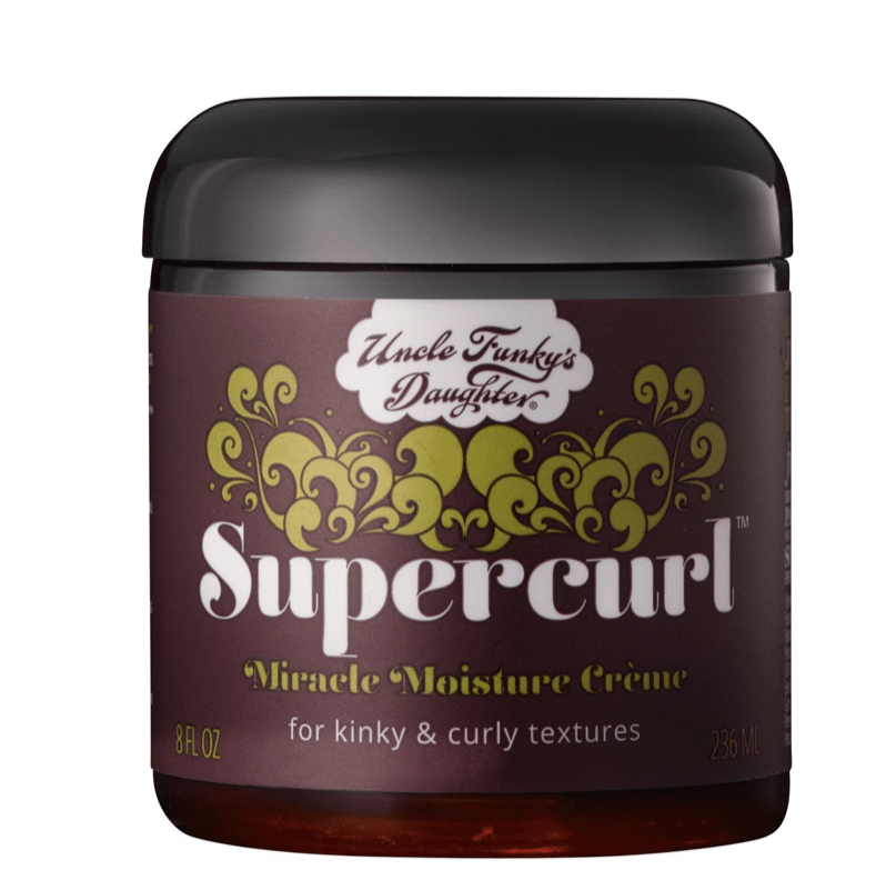 Uncle Funky's Daughter Supercurl Miracle Moisture Creme (8 oz.)