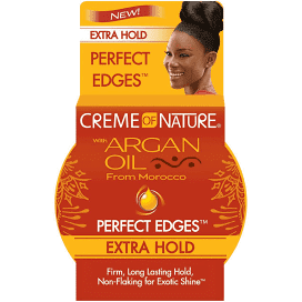 Creme of Nature  W/Argan Oil Pefect Edges Extra Hold 2.25 oz
