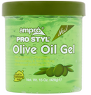 Ampro Prostyle Olive Oil Gel 15 oz - BPolished Beauty Supply