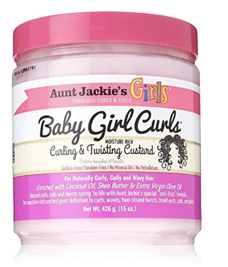 Aunt Jackie's Kids Baby Girls Curls 15 oz