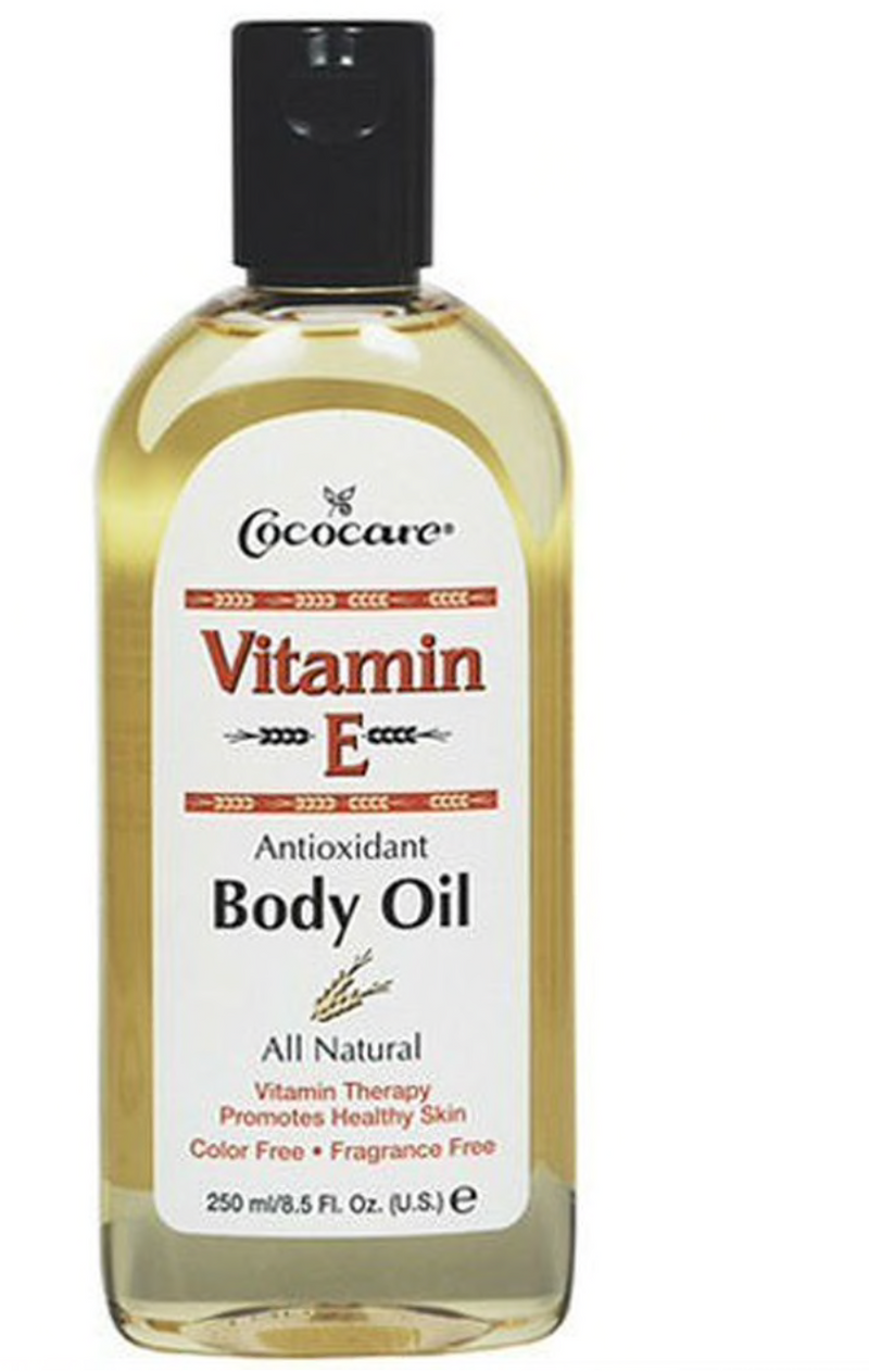 Cococare Vitamin E Body Oil 8.5 oz - BPolished Beauty Supply