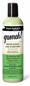 Aunt Jackie's Leave-In Conditioner Quench 15 oz