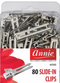 Annie 80 Slide-In Clips #3083 - BPolished Beauty Supply