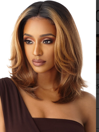Outre Premium Soft & Natural Lace Front Wig Neesha 201