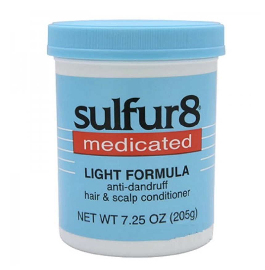 Sulfur8 Hair/Scalp Light