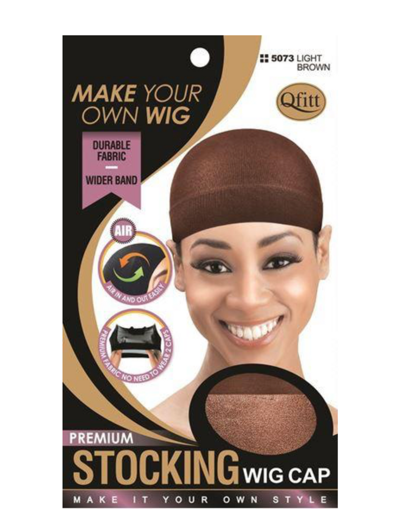 M&M Premium Stocking Wig Cap - BPolished Beauty Supply