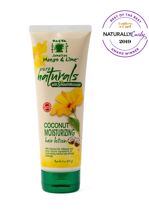 Jamaican Mango & Lime Pure Naturals Hair Lotion 8 oz - BPolished Beauty Supply