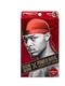 Red Power Wave Velvet Luxe Durag - BPolished Beauty Supply