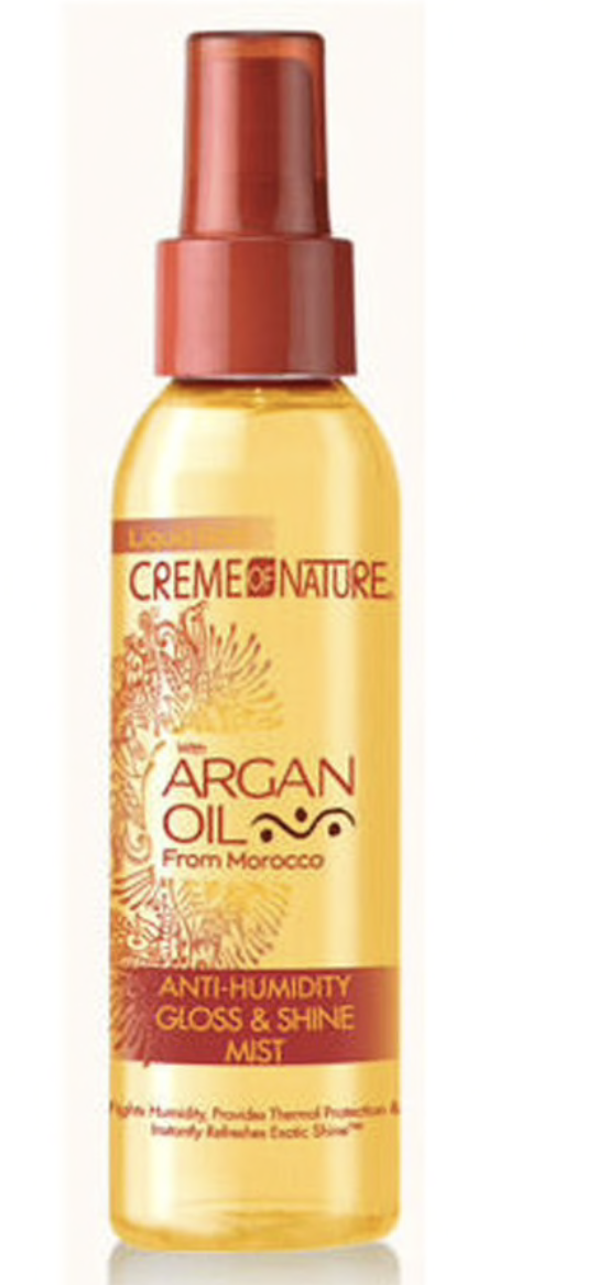 Creme of Nature  W/Argan Oil Gloss & Shine Mist 4 oz