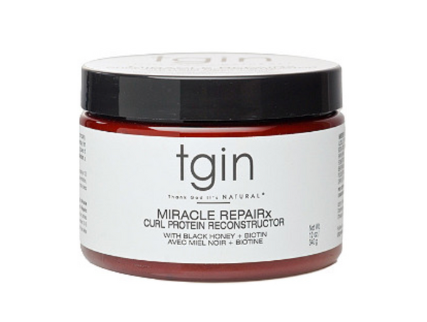 TGIN Miracle RepairX Curl Reconstructor 12 oz - BPolished Beauty Supply
