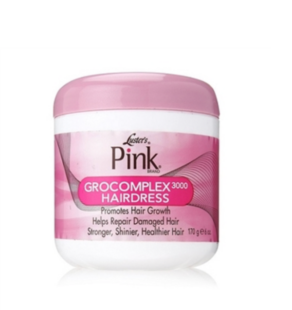 Luster's Pink GroComplex 3000 Hairdress 6 oz - BPolished Beauty Supply